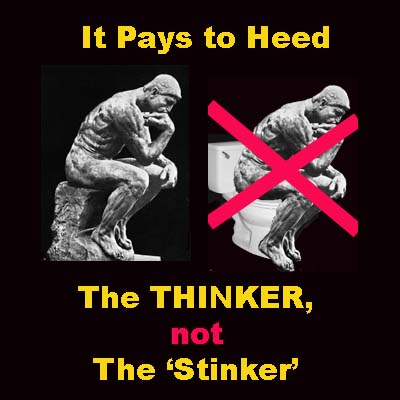 Heed the Thinker